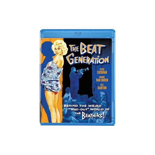 BEAT GENERATION (BLU RAY) (2.35:1/B&W) 887090096805