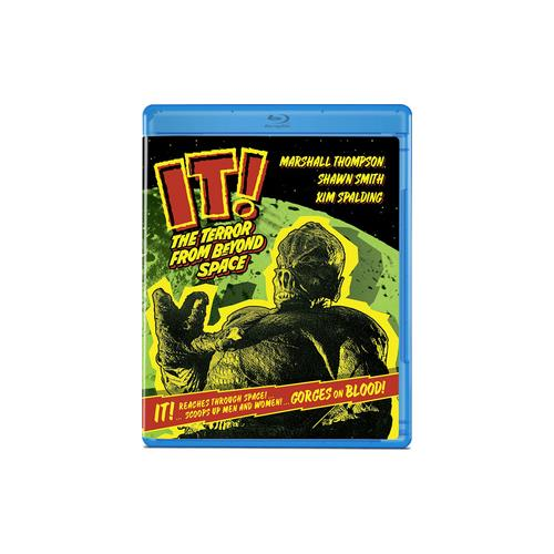 IT THE TERROR FROM BEYOND (BLU-RAY/1958) 887090099400