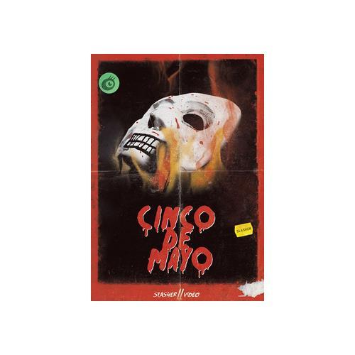 CINCO DE MAYO (DVD) (1.785:1) 887090701709