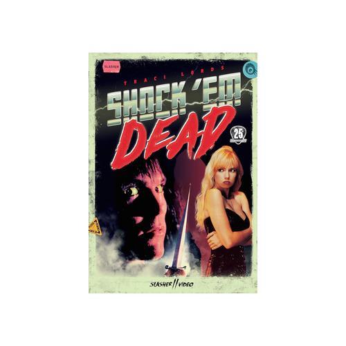 SHOCK EM DEAD (DVD/1.33:1/1990) 887090702508