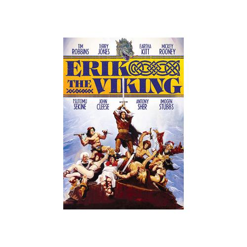 ERIK THE VIKING (DVD/JONES/CLEESE/ROBBINS/ROONEY/1989) 887090100304