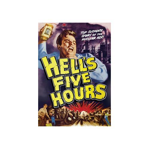 HELLS FIVE HOURS (DVD/1958) 887090103701
