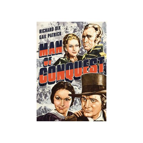 MAN OF CONQUEST (DVD/1939) 887090104609