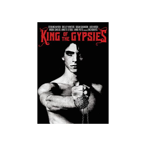 KING OF THE GYPSIES (DVD/1978) 887090105507