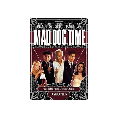 MAD DOG TIME (DVD/DREYFUSS/GOLDBLUM/1996) 887090107808