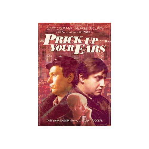 PRICK UP YOUR EARS (DVD/OLDMAN/MOLINA/FREARS/1987) 887090109703