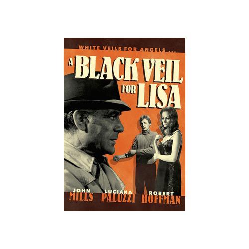 BLACK VEIL FOR LISA (DVD) 887090112307