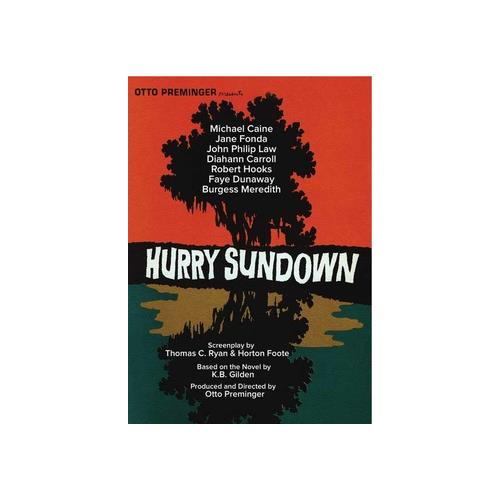 HURRY SUNDOWN (DVD)                                           NLA 887090024808