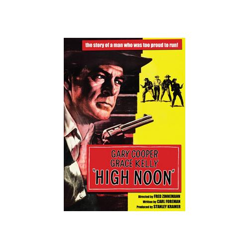 HIGH NOON 60TH ANNIVERSARY EDITION (DVD/1952) 887090037006