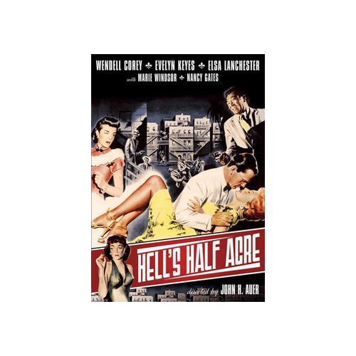 HELLS HALF ACRE (1954) (DVD/B&W)                              NLA 887090056908