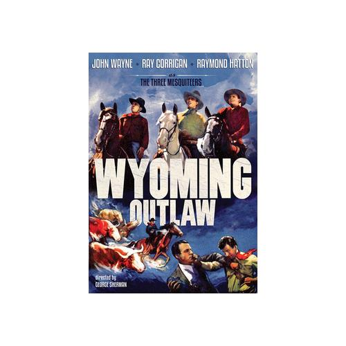 WYOMING OUTLAW (1939) (DVD) (B&W/1.37:1) 887090058506