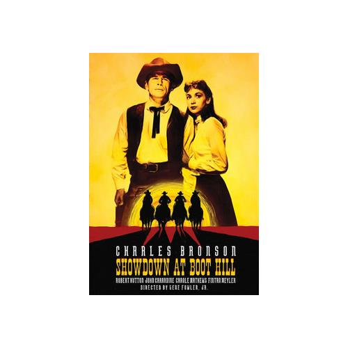 SHOWDOWN AT BOOT HILL (DVD/B&W/1958/WS 2.35) 887090067102