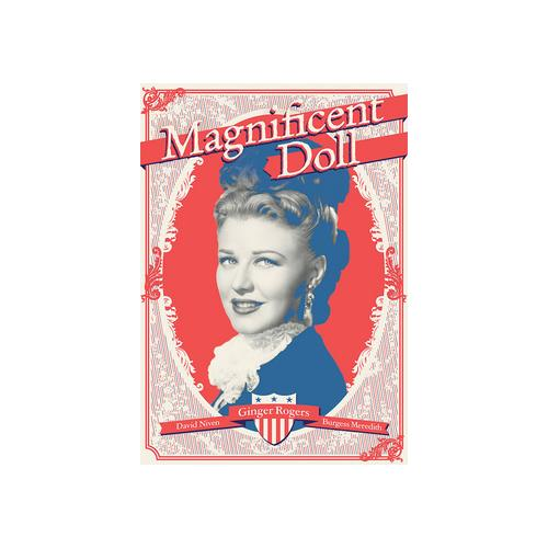 MAGNIFICENT DOLL (DVD/1946/B&W/1.37) 887090078108