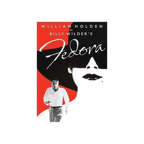 FEDORA (DVD) (ENG/1.78:1) 887090083805