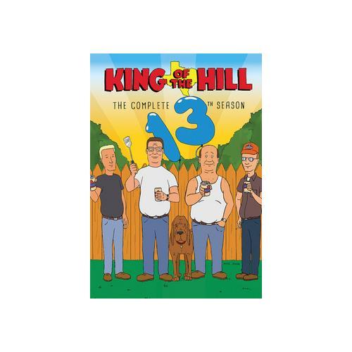 KING OF THE HILL SEASON 13 (DVD) (3DISCS) 887090086301