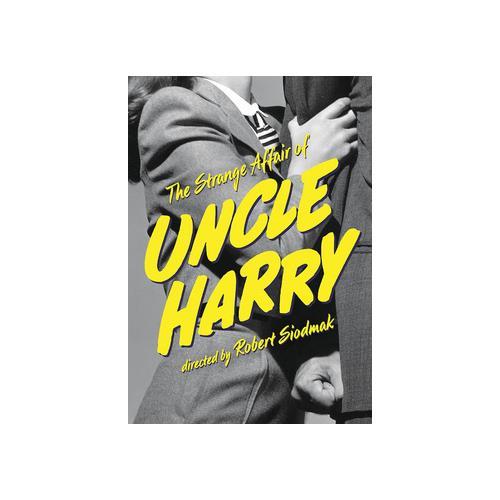 STRANGE AFFAIR OF UNCLE HARRY (DVD) (1.37:1/B&W) 887090096102
