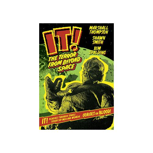 IT THE TERROR FROM BEYOND (DVD/1958) 887090099301