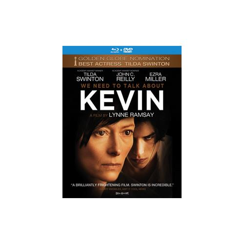 WE NEED TO TALK ABOUT KEVIN (BLU-RAY/DVD) 896602002777