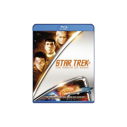 STAR TREK 2-WRATH OF KAHN (BLU RAY) 97360718942