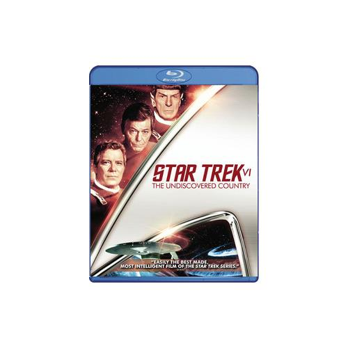 STAR TREK 6-UNDISCOVERED COUNTRY (BLU RAY) 97360719345