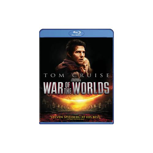 WAR OF THE WORLD (2005) (BLU RAY) 97360749342
