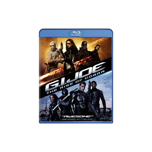 GI JOE-RISE OF COBRA (BLU RAY) 97361166346