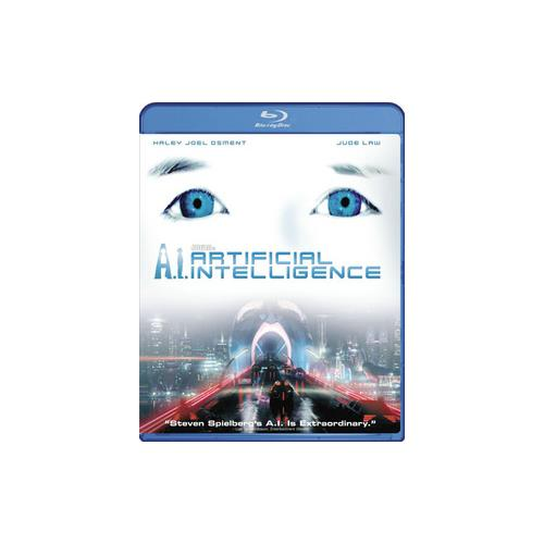 A I ARTIFICIAL INTELLIGENCE (BLU RAY) 97361244440