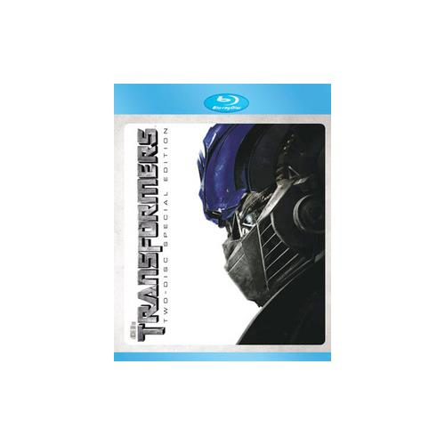 TRANSFORMERS (BLU RAY) (SPECIAL EDITION/2DISCS) 97361312422