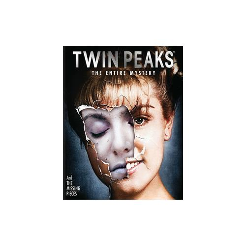 TWIN PEAKS-ENTIRE MYSTERY (BLU RAY) (10DISCS) 97361443942