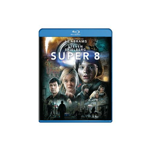 SUPER 8 (BLU RAY/DVD W/DIGITAL COPY/2DISCS) 97361454443