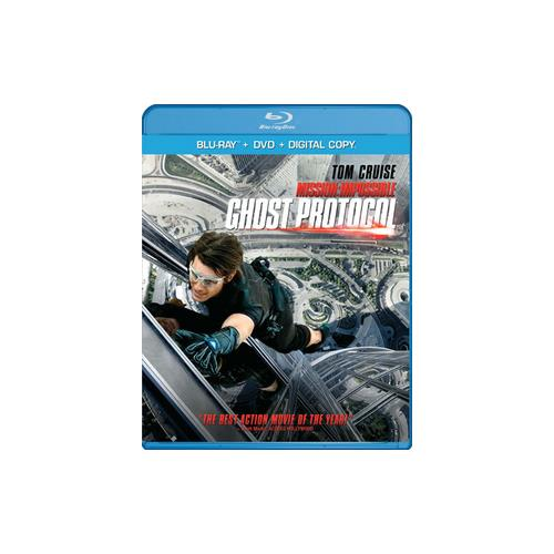 MISSION IMPOSSIBLE 4-GHOST PROTOCOL (2 DISC/BR/DVD/DC/UV) 97361467146