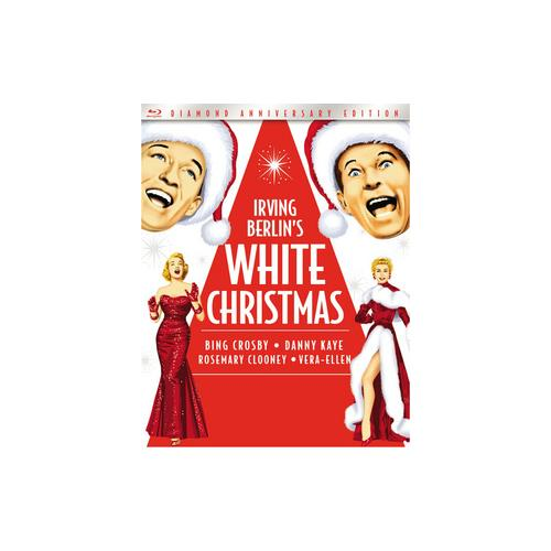 WHITE CHRISTMAS (BLU RAY/DVD COMBO) (DIAMOND ANNIVERSARY EDITION) 32429200945