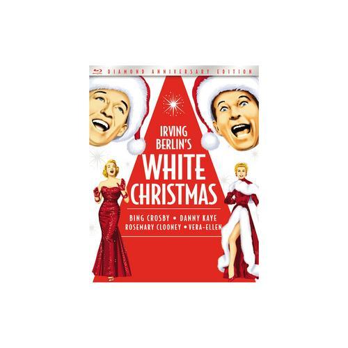 WHITE CHRISTMAS (BLU RAY/DVD COMBO) (DIAMOND ANNIVERSARY EDITION) 32429200945