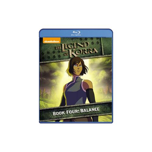 LEGEND OF KORRA-BOOK FOUR-BALANCE (BLU RAY) (2DISCS) 32429212849