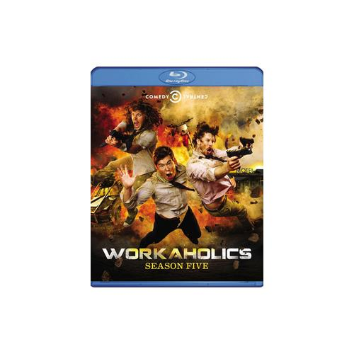 WORKAHOLICS-SEASON 5 (BLU RAY) (2DISCS) 32429222145
