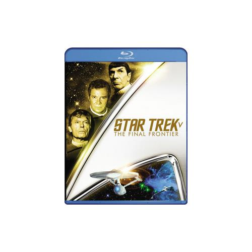 STAR TREK 5-FINAL FRONTIER (BLU RAY) (ENG/7.1 DOL) 32429131409