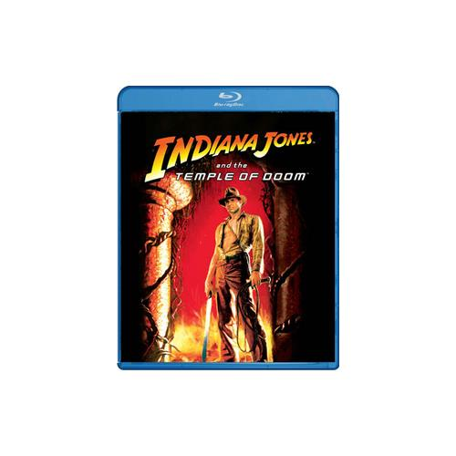 INDIANA JONES & THE TEMPLE OF DOOM (BLU RAY) 32429134967