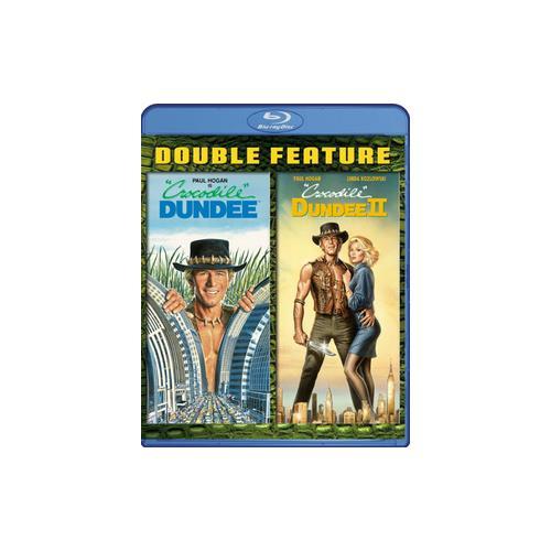 CROCODILE DUNDEE/CROCODILE DUNDEE 2 (BLU RAY/DOUBLE FEATURE) (2DISCS) 32429150103