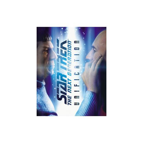 STAR TREK NEXT GENERATION-UNIFICATION (BLU RAY W/O SLEEVE) 97368052246