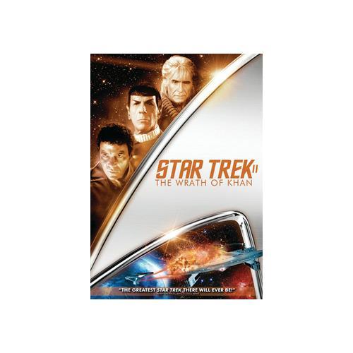 STAR TREK 2-WRATH OF KHAN (DVD) 97360718843