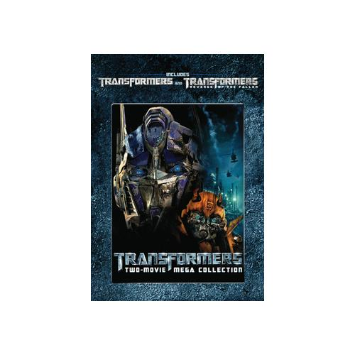 TRANSFORMERS GIFT SET (DVD/2 DISCS/INCLUDES BOTH TRANSFORMERS 97360722345