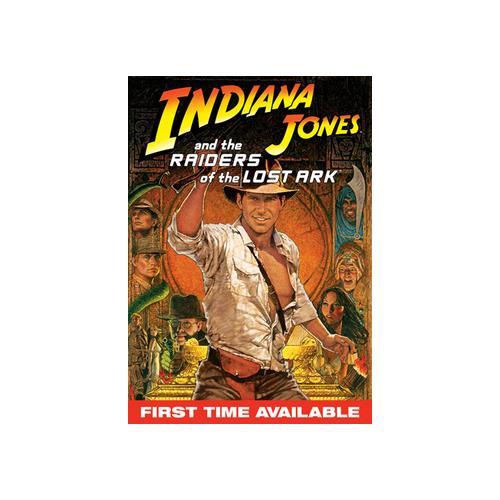 INDIANA JONES-RAIDERS OF THE LOST ARK (DVD) 97361328249