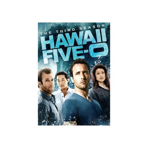 HAWAII FIVE O-THIRD SEASON (2010) (DVD/7DISCS) 97361441849