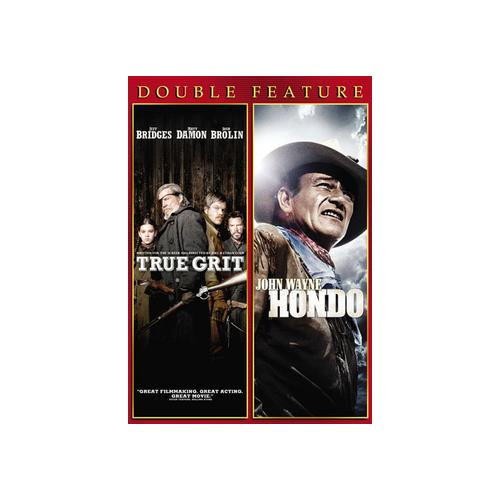 TRUE GRIT 2010/HONDO DOUBLE FEATURE (DVD/2DISCS) 97361701448