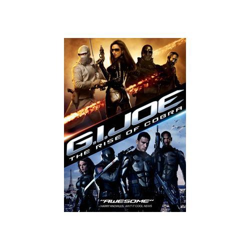GI JOE-RISE OF COBRA (DVD) 97363439240