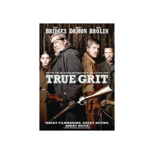 TRUE GRIT (2010) (DVD) (WS/ENG 5.1 DOL DIG/FREN 5.1 DOL) 97363532842