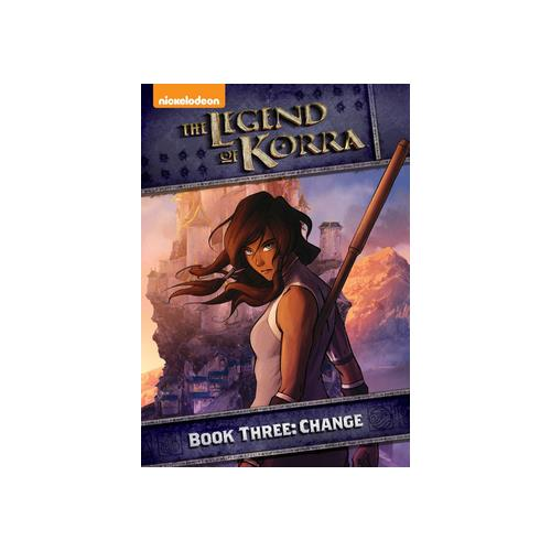 LEGEND OF KORRA-BOOK THREE-CHANGE (DVD) (2DISCS) 32429208330
