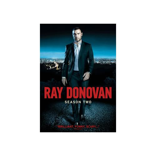 RAY DONOVAN-SECOND SEASON (DVD) (4DISCS) 32429220189
