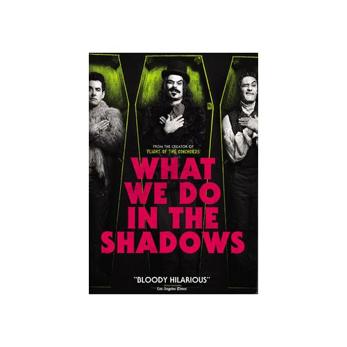 WHAT WE DO IN THE SHADOWS (DVD) 32429227416