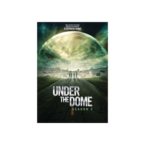 UNDER THE DOME-SEASON TWO (DVD) (4DISCS) 97368070240